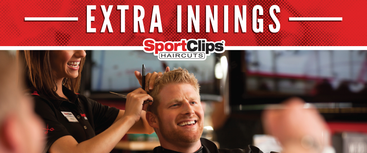 The Sport Clips Haircuts of Tyler - Troup Square Shopping Center Extra Innings Offerings